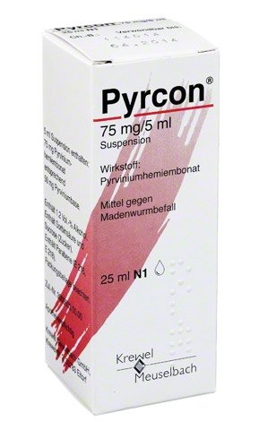 Pyrcon Suspension