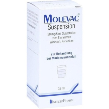 Molevac Suspension, 25 ml - 2